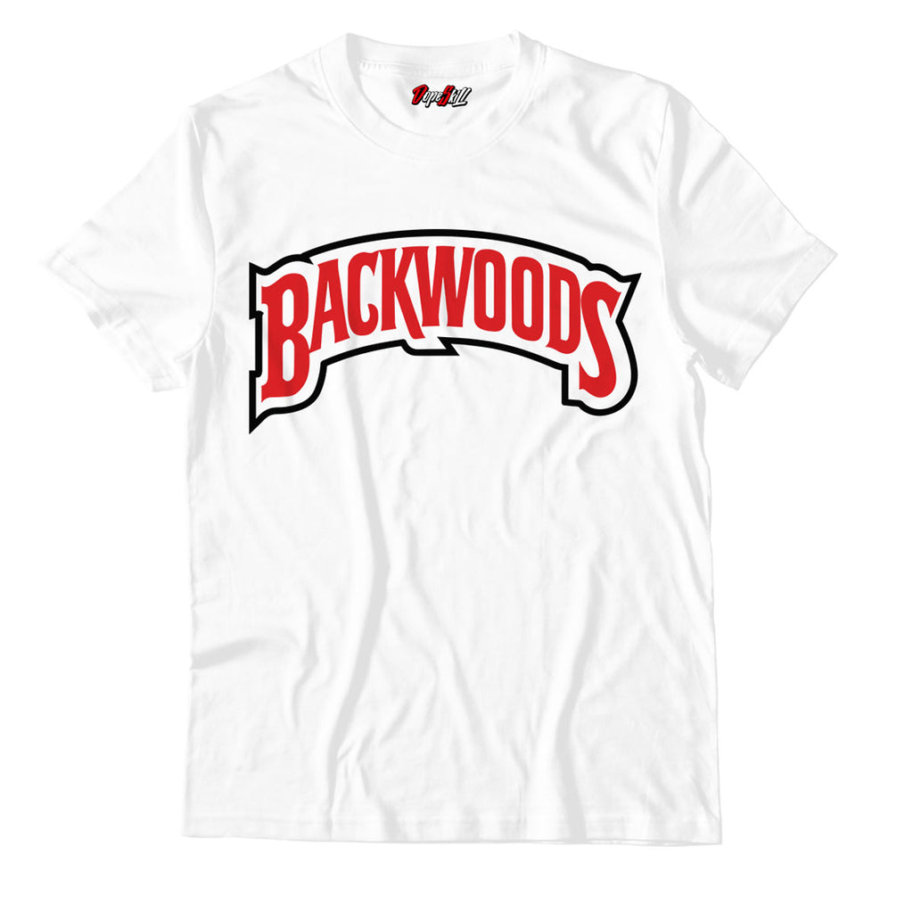 Backwoods Unisex TShirt Jordan 1 Mid Chicago Toe - Jordan 1 Retro High Satin Snake Chicago