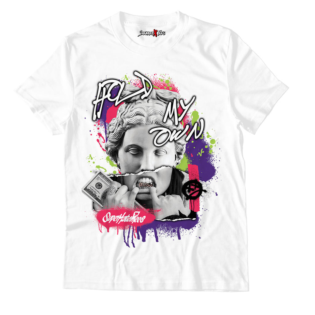"Hold My Own Unisex TShirt Match Air Jordan 5 ""Bel-Air"""