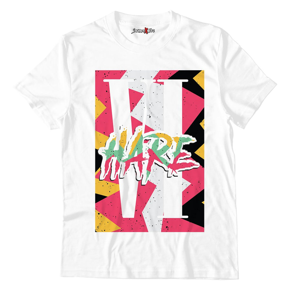 Hare White Unisex TShirt Match Air Jordan 6 Retro Hare