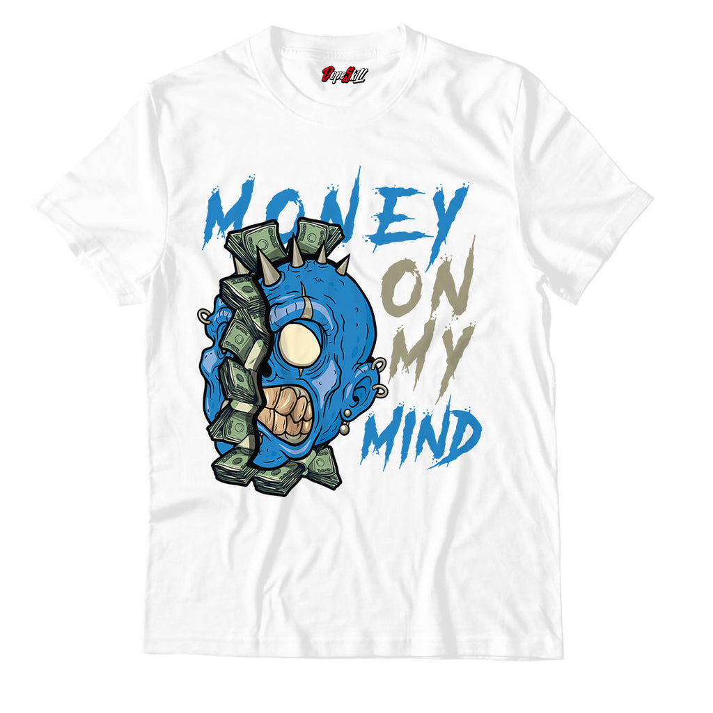 Money On My Mind Unisex TShirt Yeezy 700 V3 Azareth