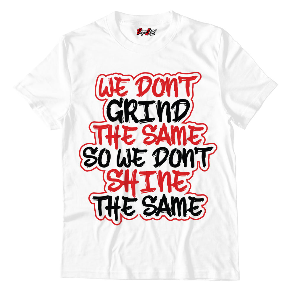New Grind Different Unisex TShirt Jordan 1 Mid Chicago Toe - Jordan 1 Retro High Satin Snake Chicago