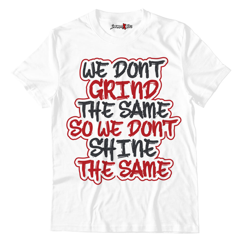 "New Grind Different White Unisex TShirt Match Air Jordan 3 ""Japanese Denim"""