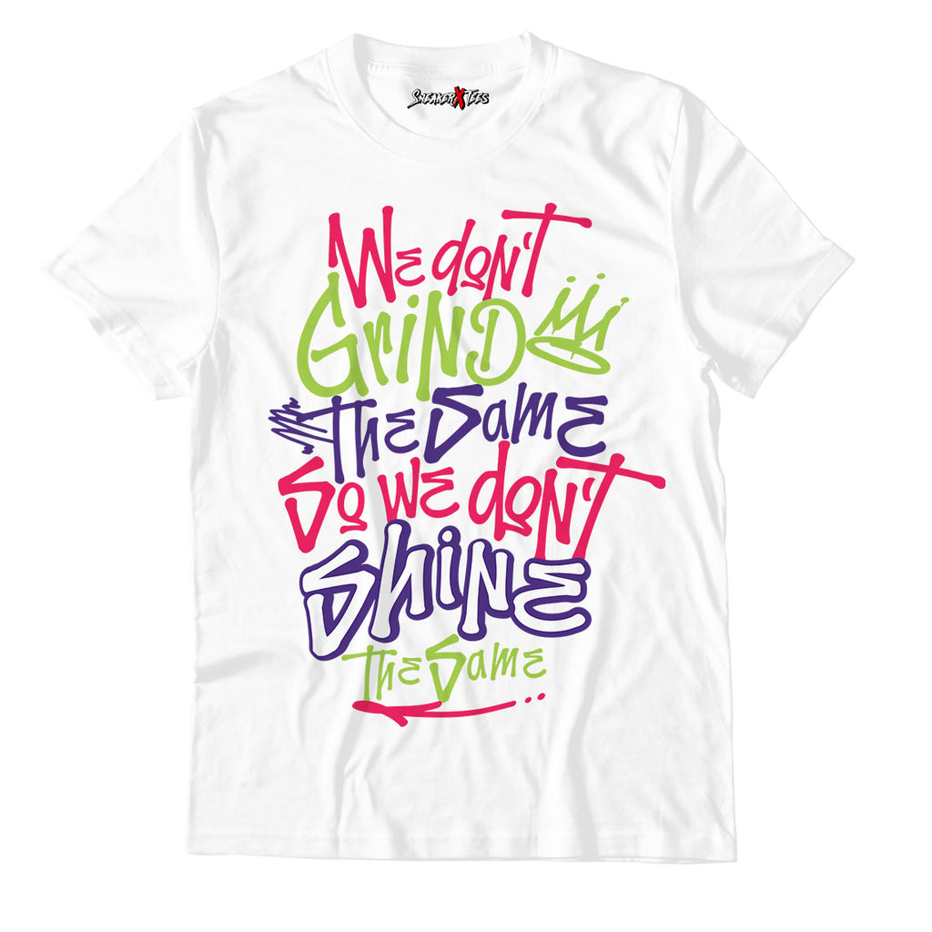 "New Grind Shine Unisex TShirt Match Air Jordan 5 ""Bel-Air"""