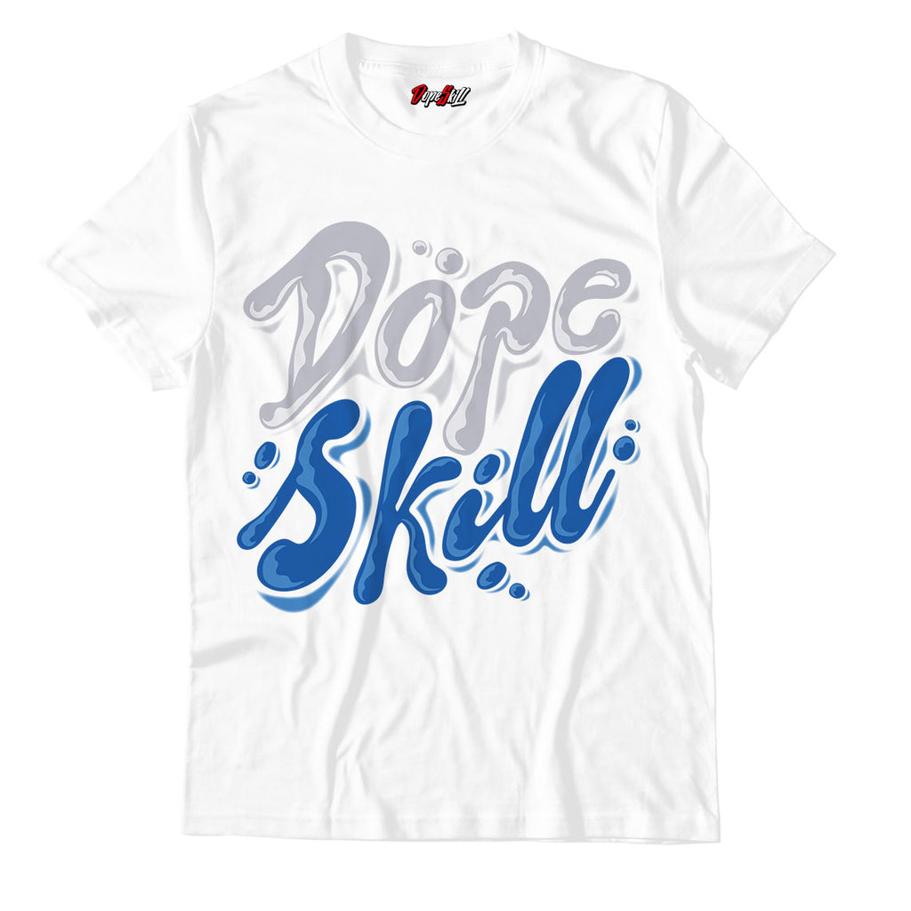 New Dope Skill Unisex TShirt Air Jordan 3 Varsity Royal