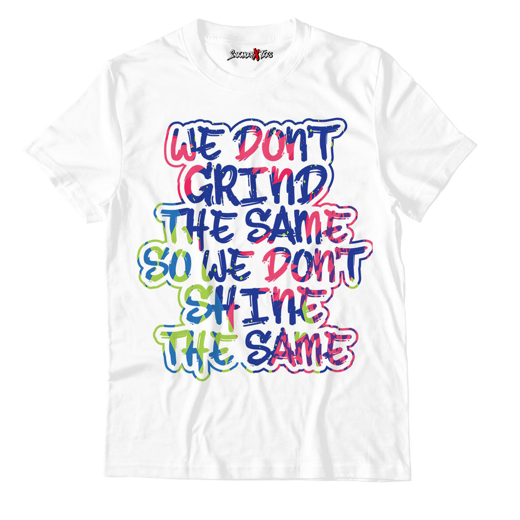 "New Grind Different Unisex TShirt Match Air Jordan 5 ""Bel-Air"""