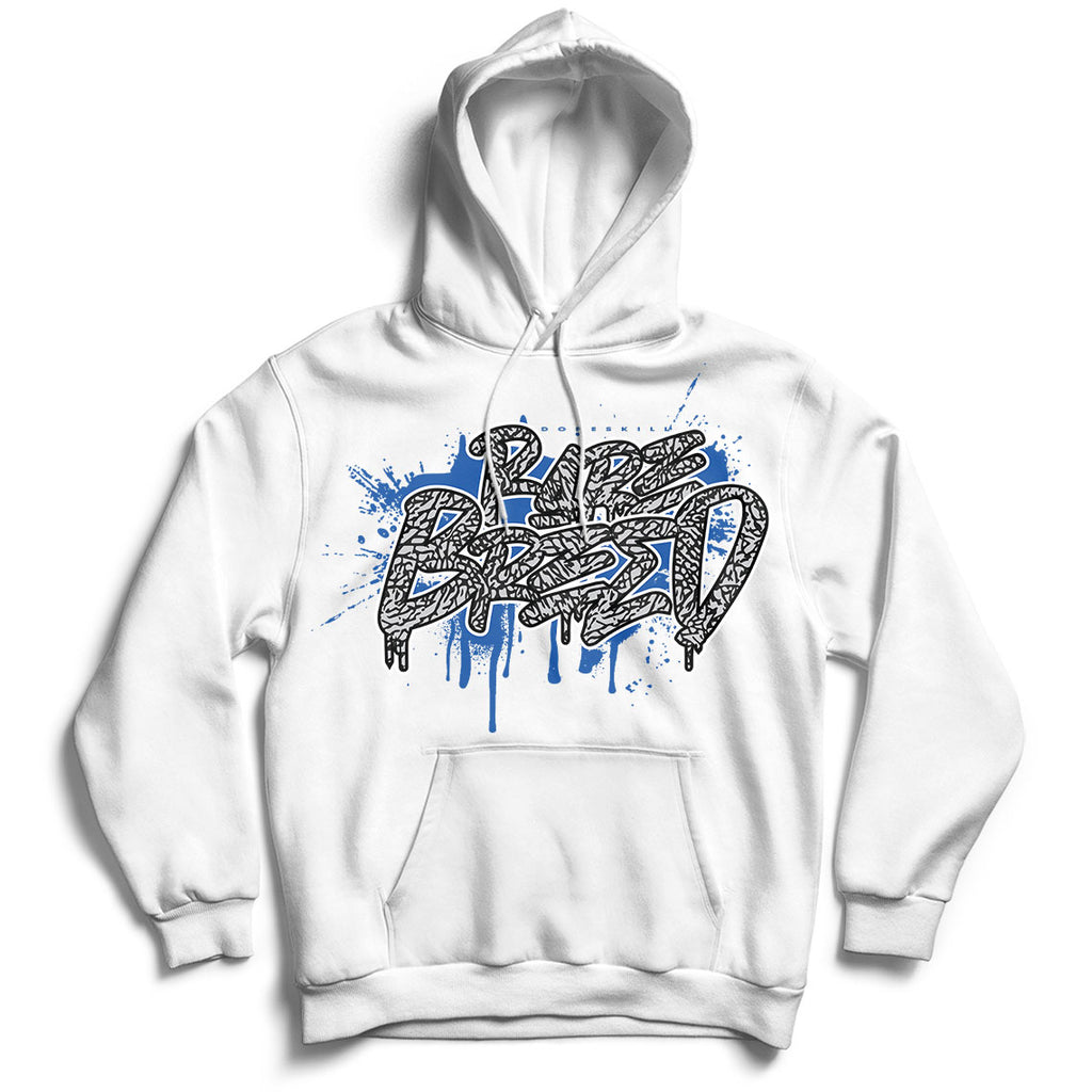 Rare Breed Unisex Hoodie Match Air Jordan 3 Varsity Royal