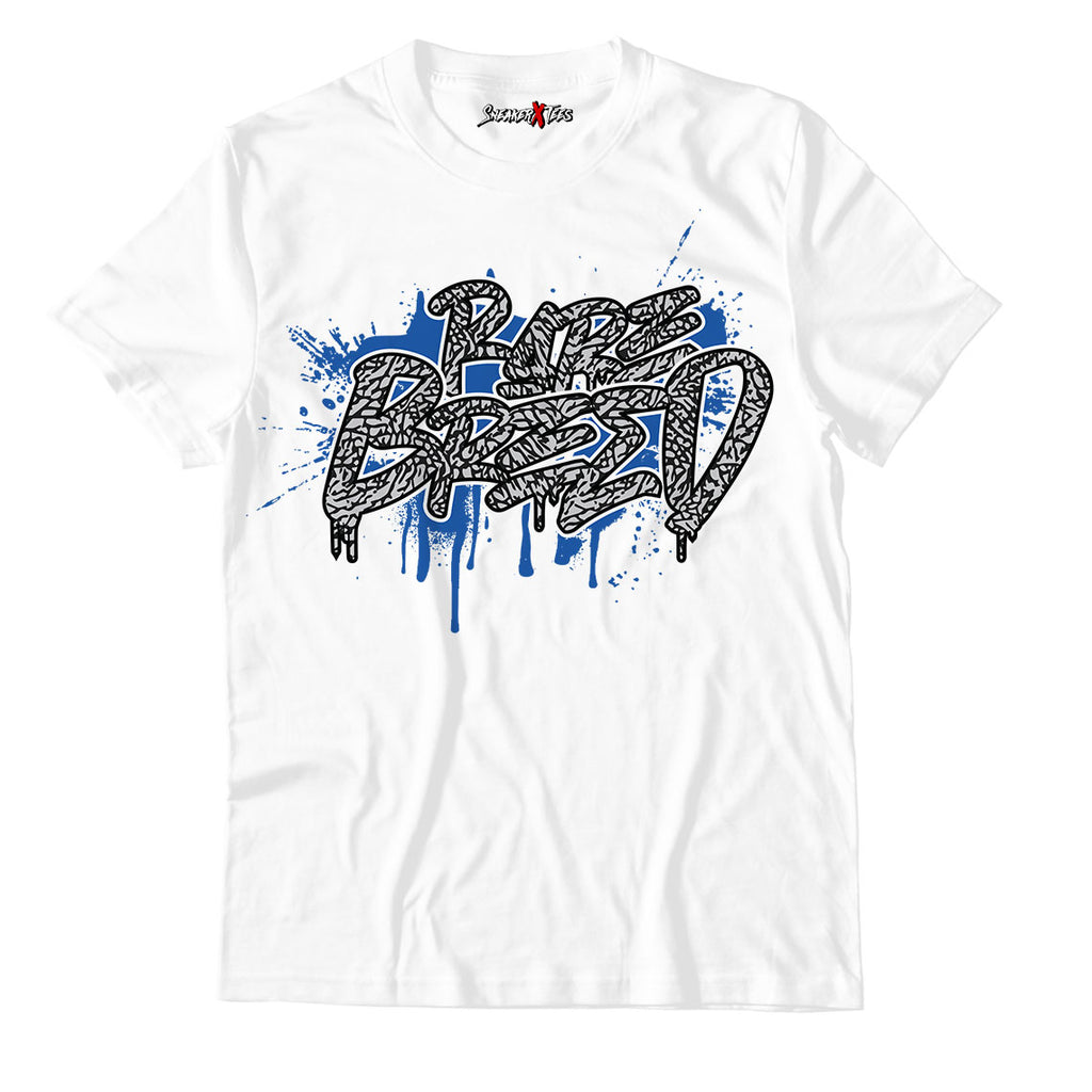 Rare Breed Unisex TShirt Match Air Jordan 3 Varsity Royal