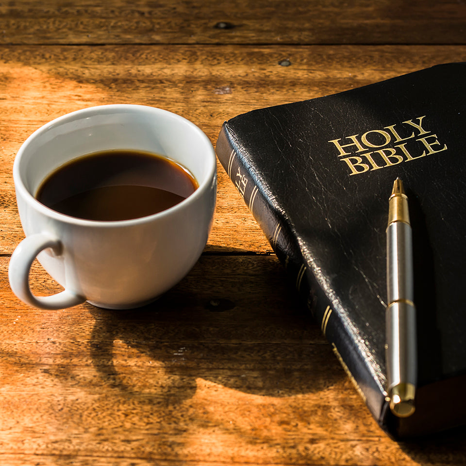 Is Coffee A Christian Drink? Some May Think So.