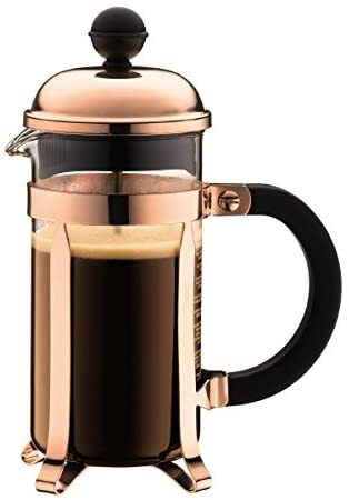 Bodum Chambord 3 Cup French Press Coffee Maker.