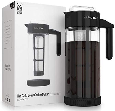 Cold Brew Coffee Maker, Iced Coffee Brewer Home & Kitchen Brand: COFFEE BEAR