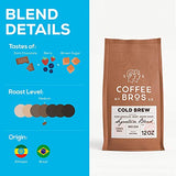 Coffee Bros, Cold Brew Gourmet Coffee