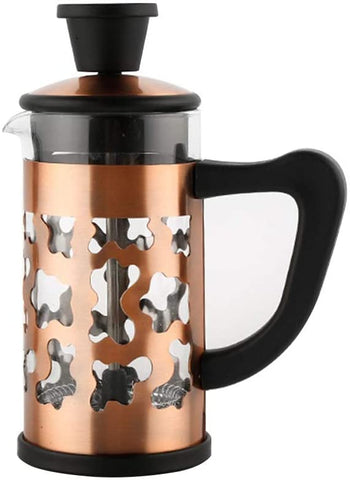 French Press Coffee Maker Pressure Pot Glass