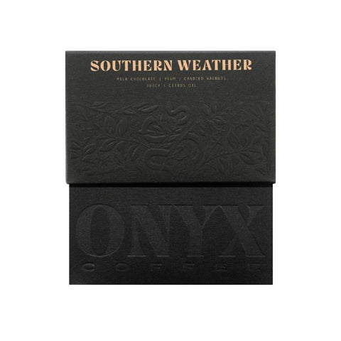 "Onyx Coffee Lab ""Southern Weather Blend"" Medium Roasted Shade Grown Whole Bean Coffee - 5 Pound Bag"