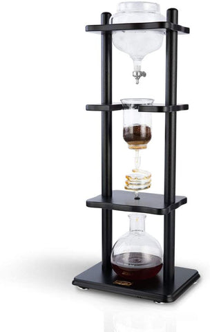 Yama Glass  Slow Drip Cold Brewer Makes 6-8 cups