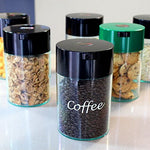 Coffeevac 1 lb Vacuum Sealed Coffee Container,