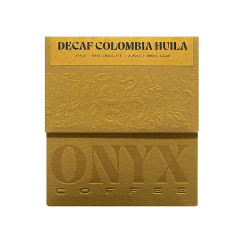 "Onyx Coffee Lab ""Decaf Colombia Huila"" Medium Roasted Whole Bean Coffee - 2 Pound Bag"