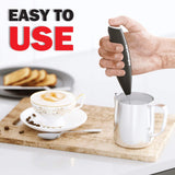 Power Lix  Battery Operated Handheld Milk Frother