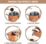 32 Oz French Press Coffee Maker