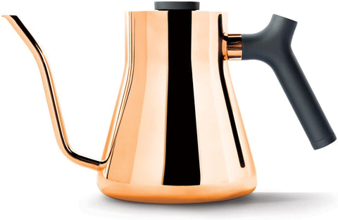 Fellow Stagg Stovetop Pour-Over Kettle For Coffee (Copper)