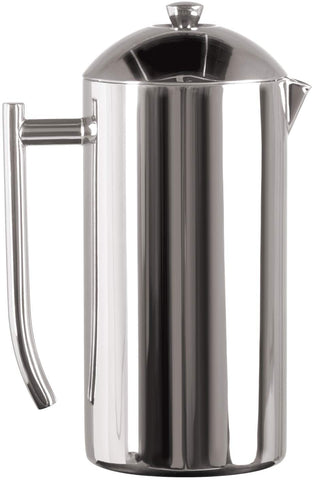 Frieling USA Stainless-Steel French Press Coffee Make
