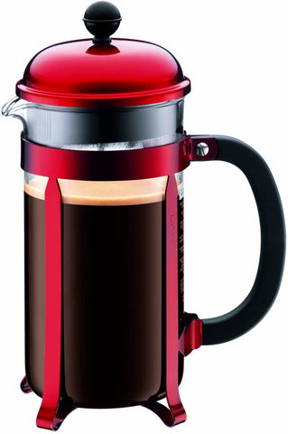 8 Cup Shatterproof French Press Coffeemaker