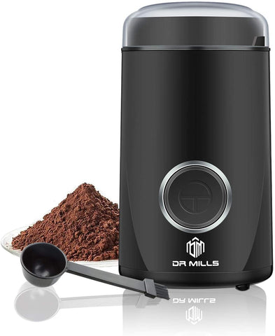 DR MILLS Electric Coffee Grinder