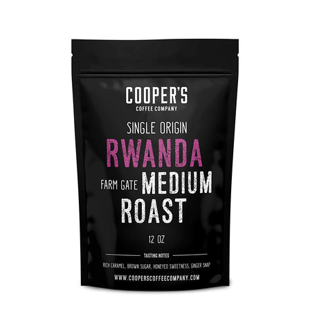 Rwanda Full Bodied Medium Roast Coffee