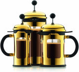 4-Cup French Press Coffee Maker.