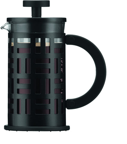 Bodum Eileen 3-Cup Coffee Maker, 12-Ounce, Black