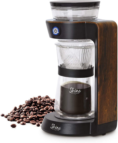 Shine Kitchen Co. Automatic Pour Over Coffee Maker