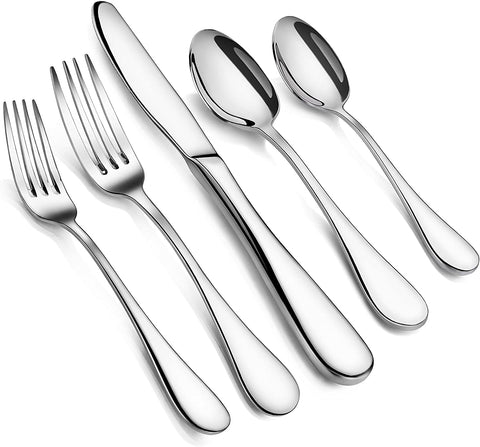 Artaste Rain Stainless Steel Flatware 20-Piece Set