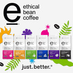 ETHICAL BEAN Fairtrade Organic Bold Dark Roast