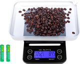 Coffee Scale with Timer