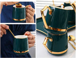 Hunkie Coffee Set