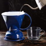 Clever Coffee Dripper and Filters