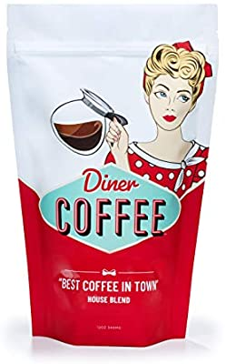 Diner Coffee-Roasted Classic House Blend
