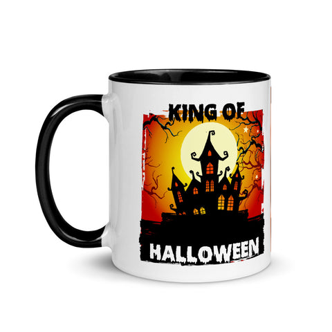 Haunted House King Of Halloween Collector's Mug - Shop The Busy Dad Network