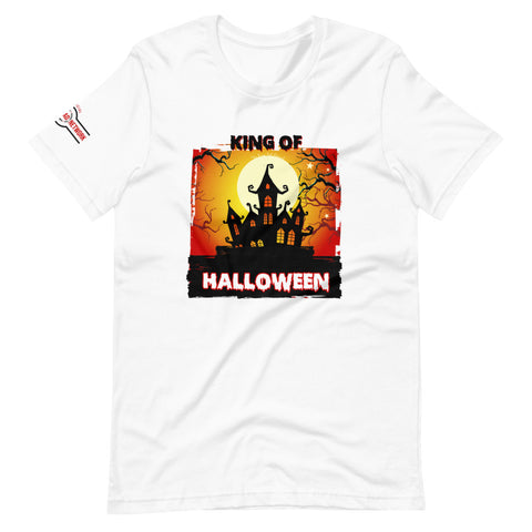 Haunted House King Of Halloween Shirt - Shop The Busy Dad Network