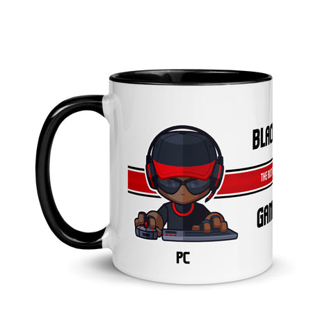 Black Dads Game Too On PC Collector's Mug - Shop The Busy Dad Network