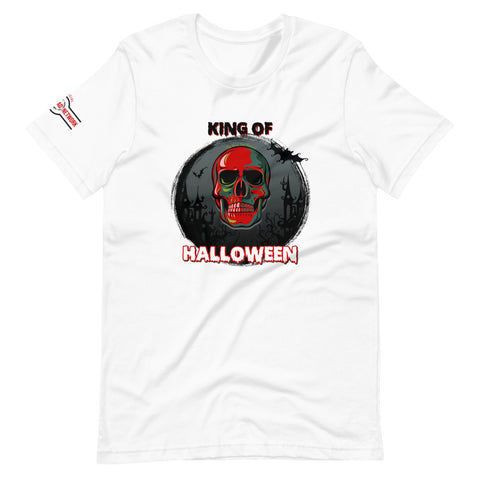 Skull King Of Halloween Shirt - Shop The Busy Dad Network