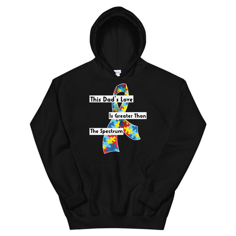 Proud Dad Autism Hoodie - Shop The Busy Dad Network