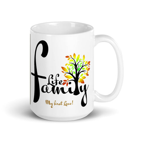 Family Life Mug - Shop The Busy Dad Network