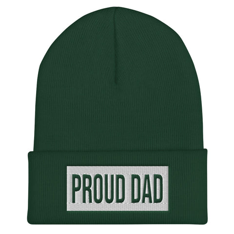 Proud Dad Beanie - Shop The Busy Dad Network