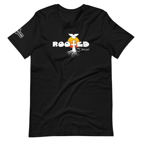 Rooted In Christ Shirt - Shop The Busy Dad Network