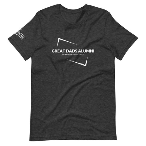 Great Dads Alumni Shirt - Shop The Busy Dad Network