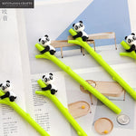 FREE Panda Pen - Bamboo (Set of 2)-Panda Wonders