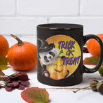 Trick or Treat Panda Mug-Panda Wonders