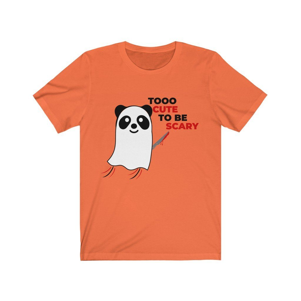 Panda Ghost T-Shirt-Panda Wonders
