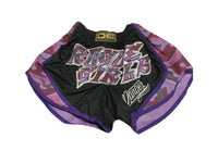 Danger Shorts Purple Camo