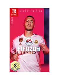 FIFA 20: Legacy Edition (UAE) - Nintendo Switch